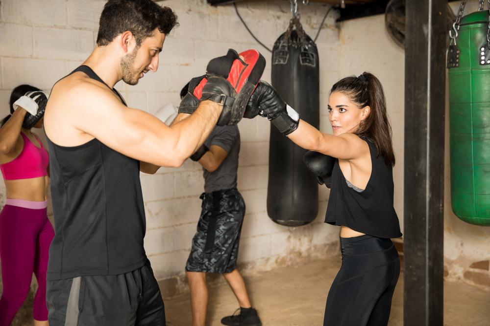 kickboksen in nijmegen met trainer
